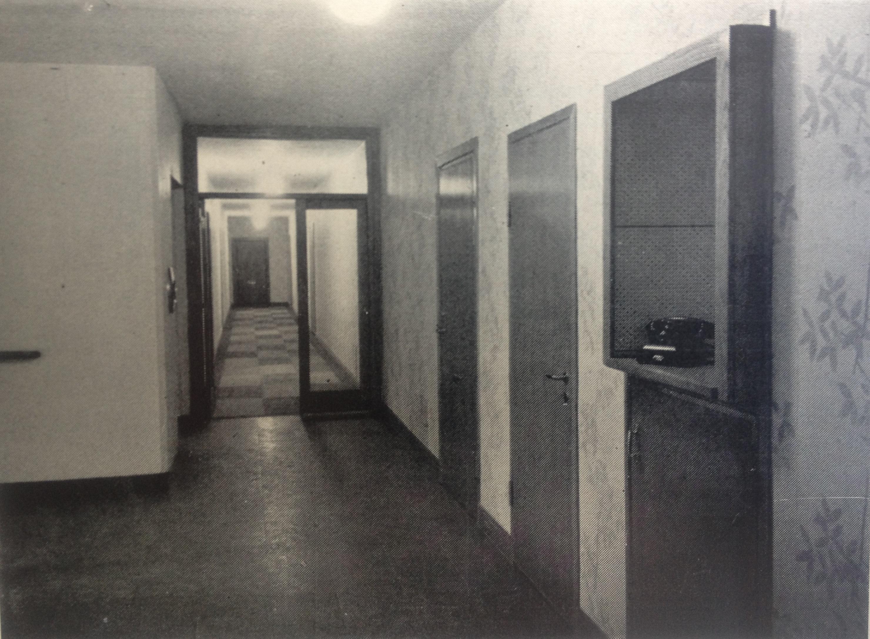 Det byggdes 197 lägenheter