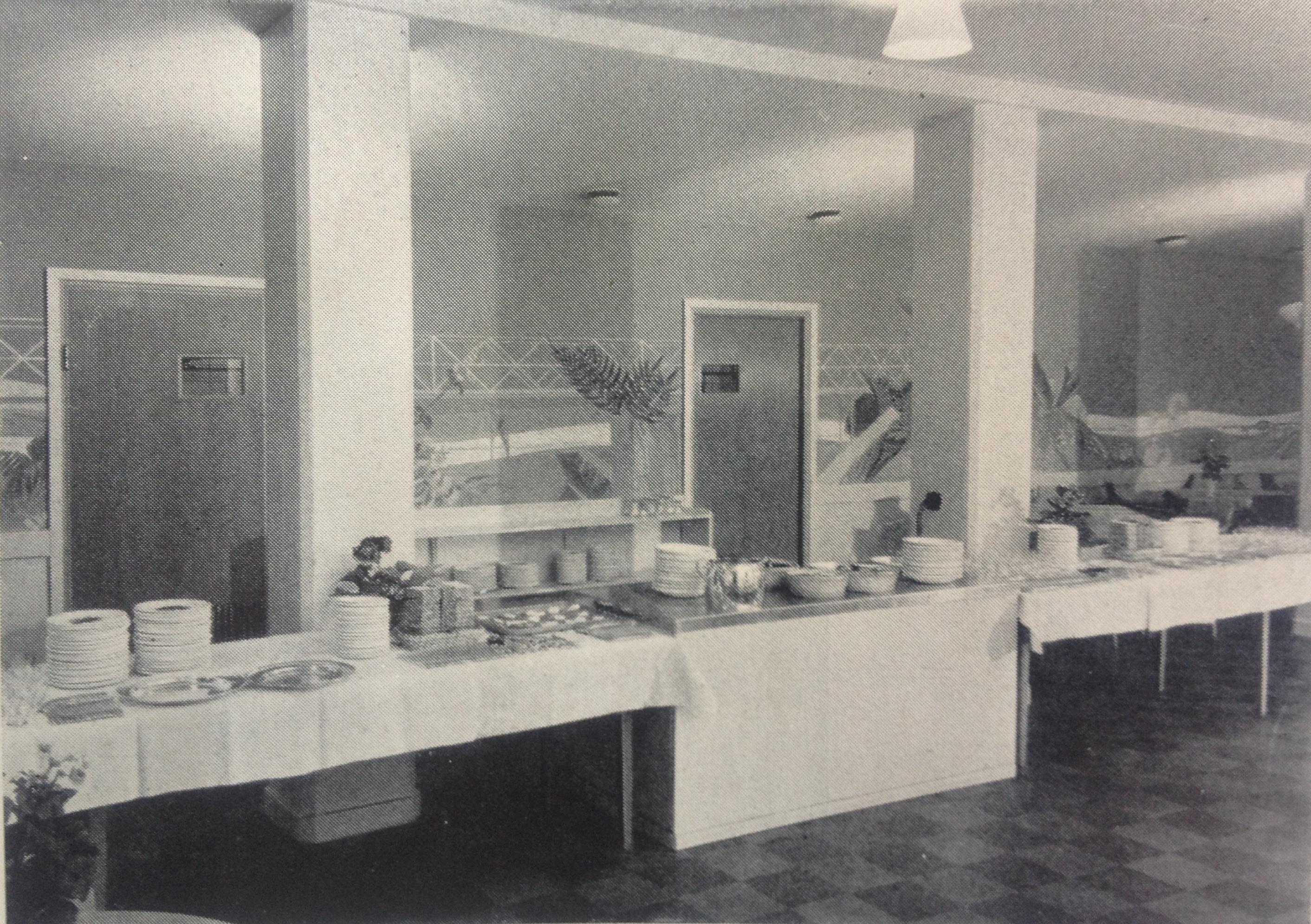Den gemensamma matsalen
